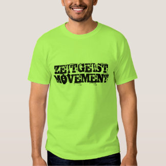 ZEITGEIST-BEWEGUNG - Viva La-Revolution Tshirt