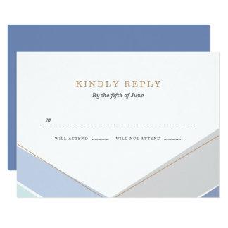 Zeitgenosse Stripes Bar Mitzvah UAWG 8,9 X 12,7 Cm Einladungskarte