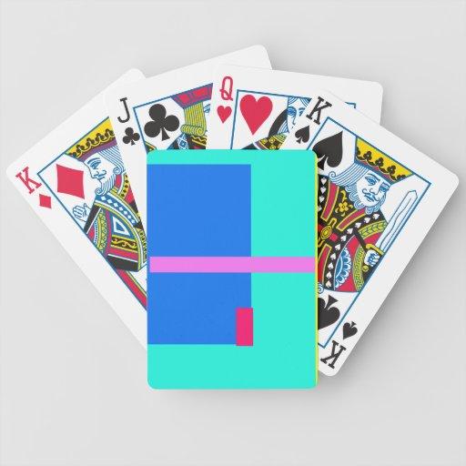 Zeitgenössisch Spielkarten