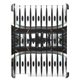 Zeitgenössischer Entwurfs-metallische iPad Hülle