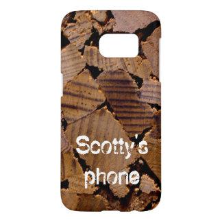 Zeitgenössischer Holzspanchip-entwurf Samsung 7