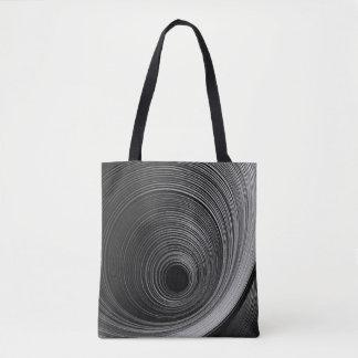 Zeitgenössisches abstraktes tasche