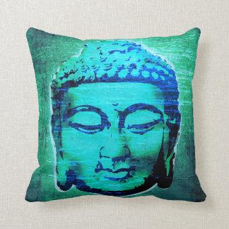 Zeitgenössisches Buddha-Designer-Kissen/Kissen Zierkissen