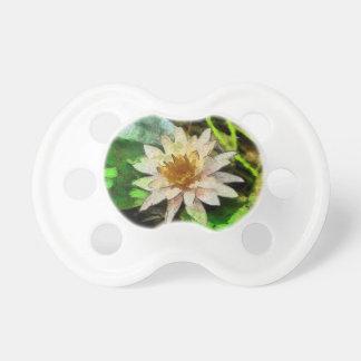 Zeitgenössisches Lotus Schnuller