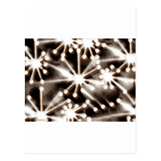 Zeitgenössisches Schwarz-weißes Postkarten