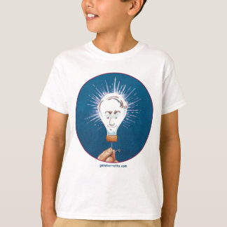 Zeitlose Thomas-Glühlampe T-Shirt