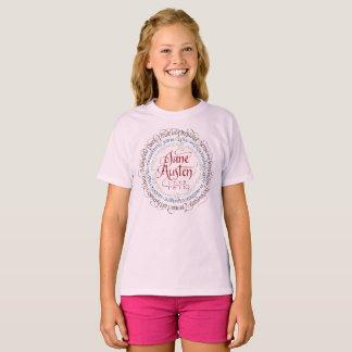 Zeitraum-Drama-Anpassungs-Mädchen-T - Shirt Janes