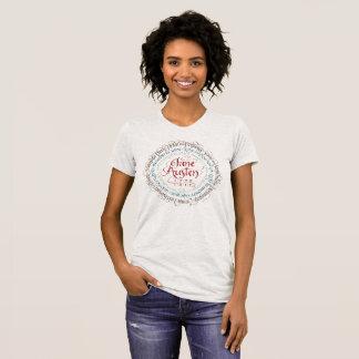 Zeitraum-Drama-Geldstrafe-Jersey-T - Shirt Janes