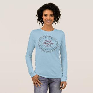 Zeitraum-Drama-langer Hülse Bella T - Shirt Janes