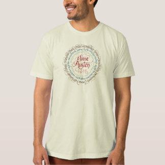 Zeitraum-Drama-T - Shirt der Janes Austen der