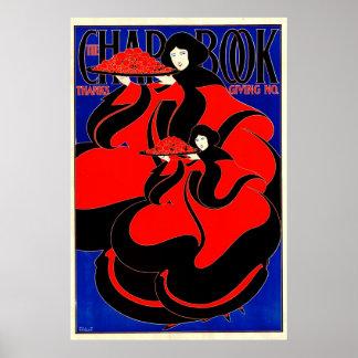 Zeitschriften-Anzeige 1895 Posterdrucke