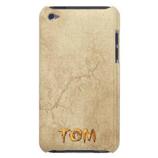 Zellen-Telefon-Namenskasten TOMS personalisierter iPod Touch Hüllen