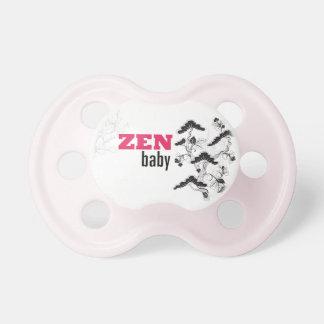 Zen baby girl schnuller