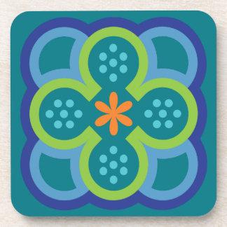Zen-Blume Getränkeuntersetzer