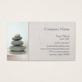 Zen entsteint natürlichen visitenkarte