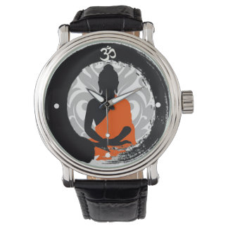 Zen-Entwurf durch Joe-Gutshof Uhr