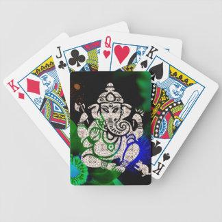 Zen Ganesh Bicycle Spielkarten