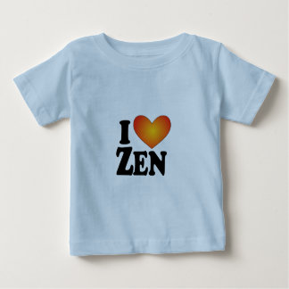 Zen I (Herz) - Lite Multi-Produkte Baby T-shirt