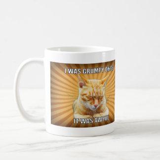 Zen-Katzen-Kaffee-Tasse
