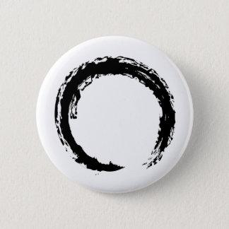 Zen-Kreis Runder Button 5,1 Cm