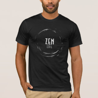 Zen-Leben Enso T-Shirt