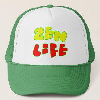 Zen-Leben Truckerkappe