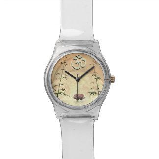 Zen-Om - 3D übertragen Uhr