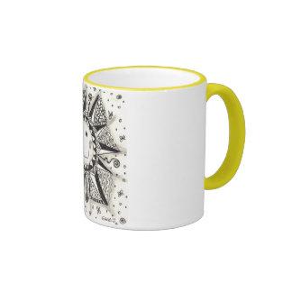 Zen-Sonnenschein-Kaffee-Tasse