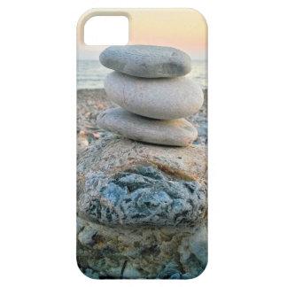 Zen-Strand-Steine iPhone 5 Hülle