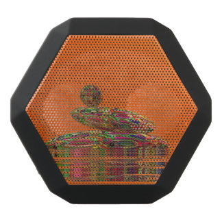 Zensteine - 3D übertragen Schwarze Bluetooth Lautsprecher