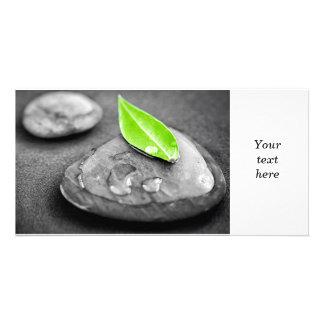 Zensteine Photokartenvorlage