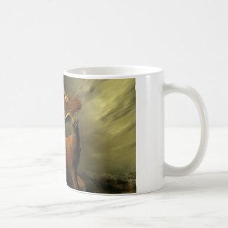 Zentaur im Sturm Kaffeetasse