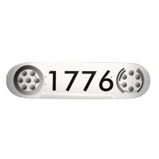 Zentesimales 1776 durch Kenneth Yoncich Personalisiertes Deck