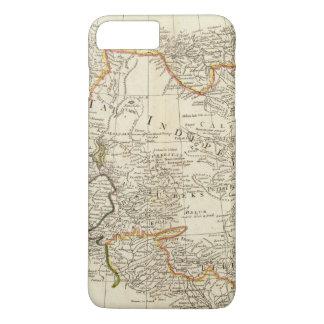 Zentralasien iPhone 8 Plus/7 Plus Hülle