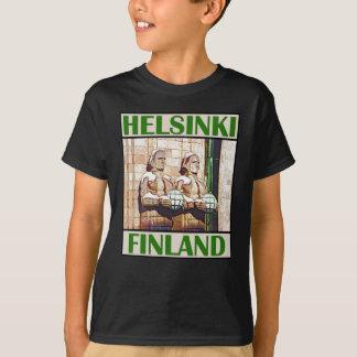 Zentraler Bahnhof, Helsinki T-Shirt