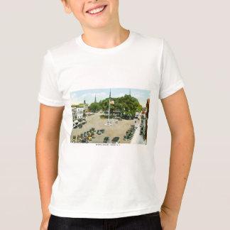 Zentraler Platz, Keene, New Hampshire T-Shirt