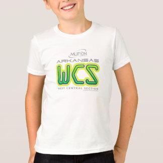 Zentraler T - Shirt Abschnitts WCS 4 Arkansas