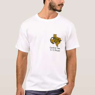 Zentraler T - Shirt Texas 9-12