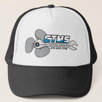 Zentraler Tennessee-Marineservice Truckerkappe