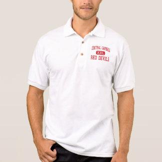 Zentrales Cambria - rote Teufel - Mitte - Polo Shirt
