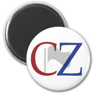 ZentrumsEiferer - Magneten Runder Magnet 5,1 Cm