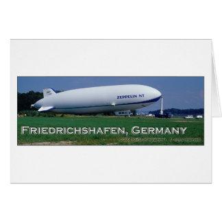 Zeppelin NT Karte