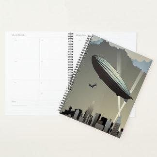 Zeppelin-Skyline-Spiralen-Planer Planer