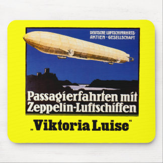 Zeppelin Viktoria Luise Mousepad