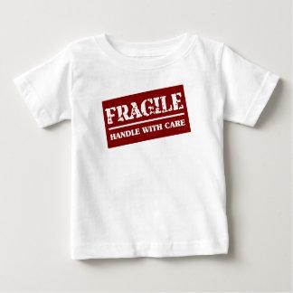 Zerbrechlich - Griff-sorgfältig T - Shirt