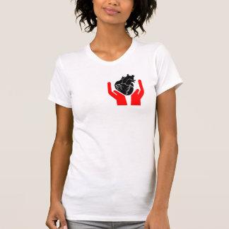 Zerbrechlicher Griff sorgfältig #4 T-Shirt