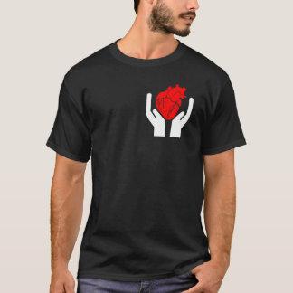 Zerbrechlicher Griff sorgfältig #7 T-Shirt