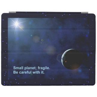 Zerbrechlicher Planet iPad Smart Cover
