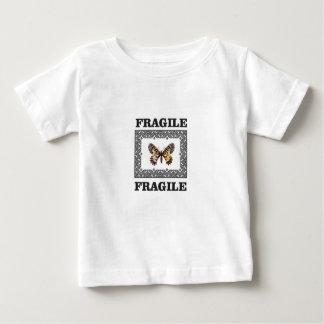 zerbrechlicher Schmetterling Baby T-shirt
