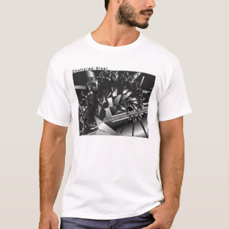 Zerbrochener Stahl T-Shirt
